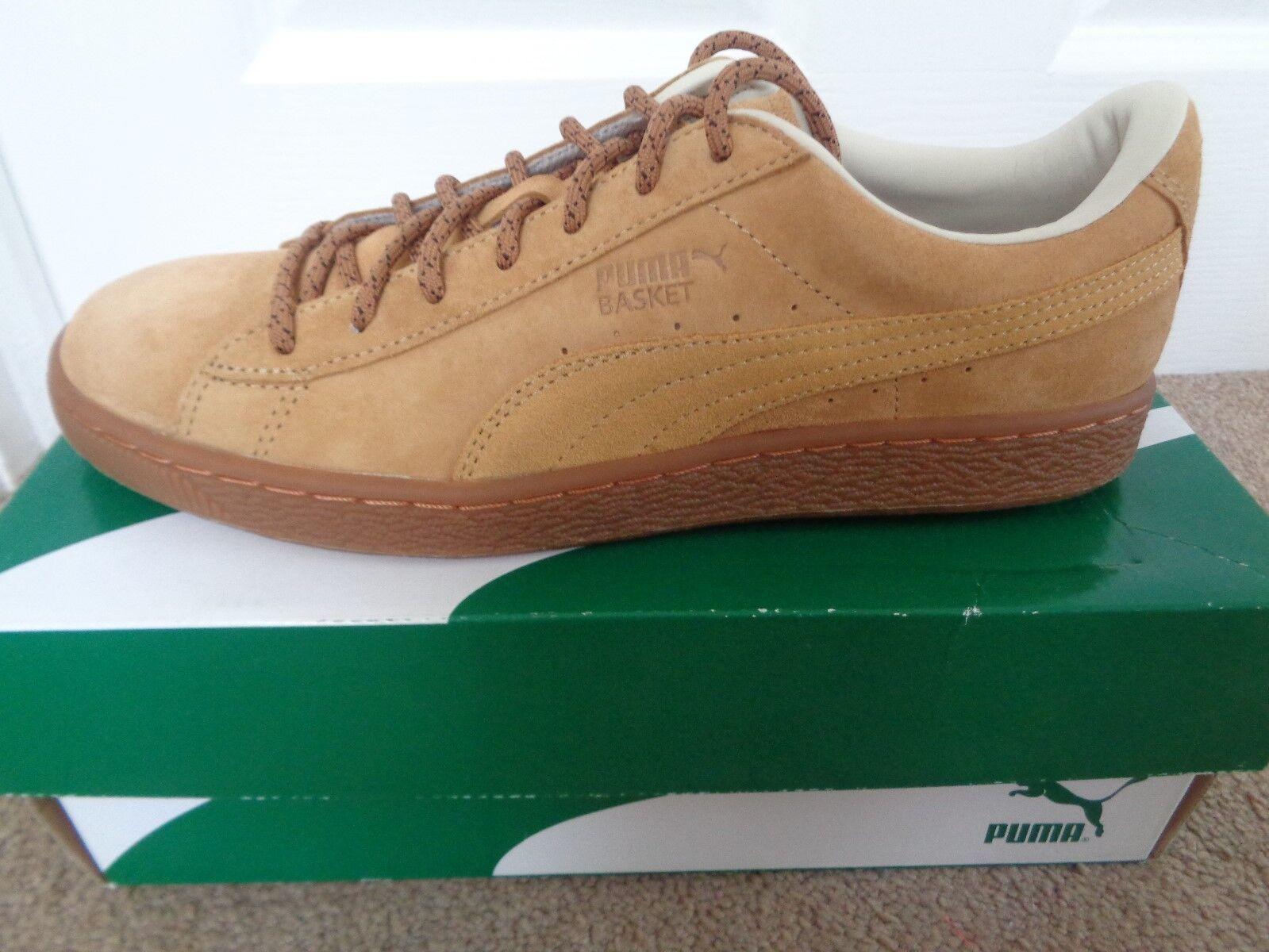 Puma Basket Classic wmns trainers sneakers 361324 01 uk 5.5 eu 38.5 us 6.5 NEW