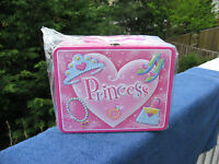Amscan princess Metal Lunch Box