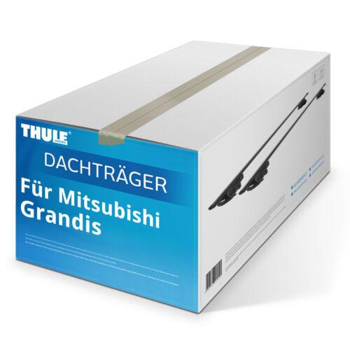 für Mitsubishi Grandis 04- NEU kpl. Stahl Dachträger Thule SmartRack - auch f