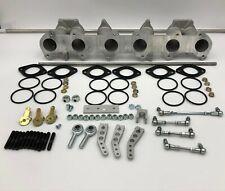 Intake Manifold Triple Weber Dcoe Fits Datsun 240z L24 L26 Twm Manifold