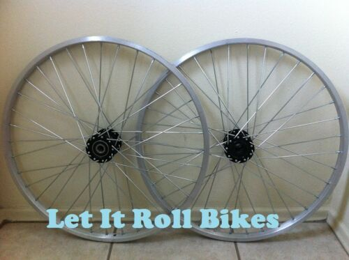 """26/"""" ALLOY TRICYCLE HOLLOW HUB WHEELSET RIGHT//LEFT FOR 15MM AXLE TRIKE BIKES!"""