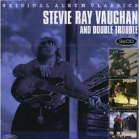 Stevie Ray Vaughan - Original Album Classics [new Cd] Germany - Import on sale