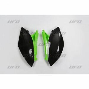 UFO-SIDE-PANELS-KAWASAKI-KXF250-FEO-BLACK-GREEN-KA04706-999