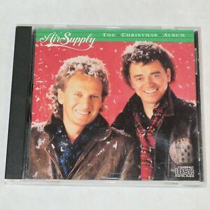 Air Supply The Christmas Album 1987 Arista CD