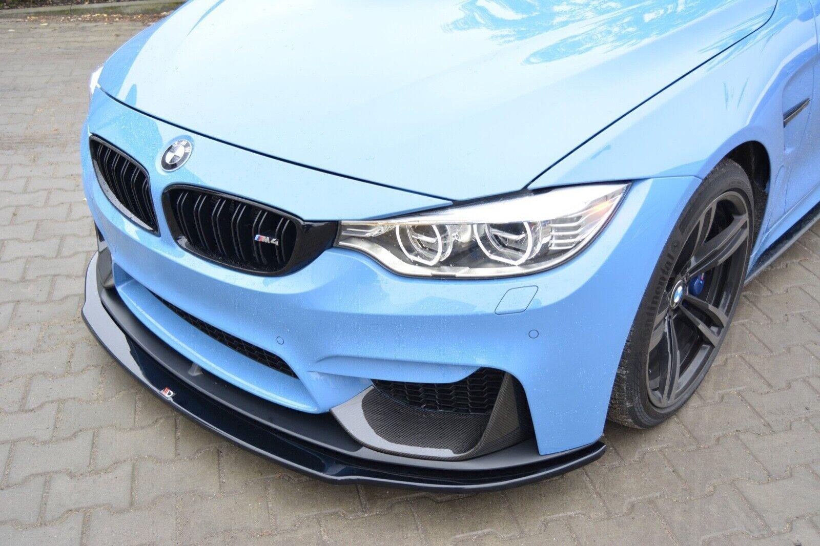 2015 Frontspoiler Lippe Schwert CUP Spoilerlippe CARBON für BMW M4 F82  ab Bj