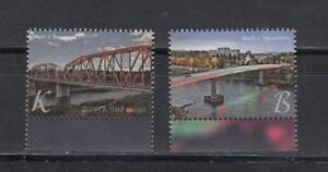 CEPT Transnistria Transnistrien 2018 Mi  807-808  MNH ** Bridges  Set Mitläufer