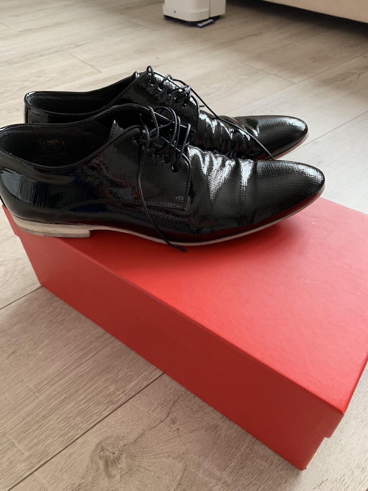 Hugo Boss Evriano Schuhe Gr. 42    | Perfekt In Verarbeitung
