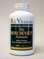 Rx Vitamins Bone Density Formula 180 Caps