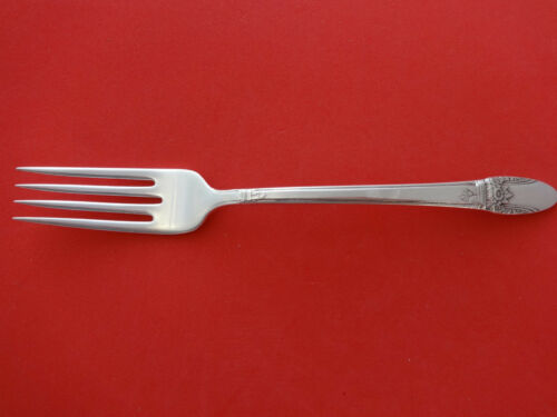 """First Love by 1847 Rogers Plate Silverplate Dinner Fork 7 3//4/"""""""