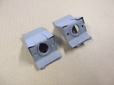 Bulkhead pedal guide brackets for 425cc Citroen 2cv.950+Citroen parts in SHOP
