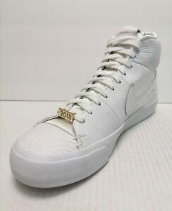 Nike Blazer Royal QS Men's White / Gold