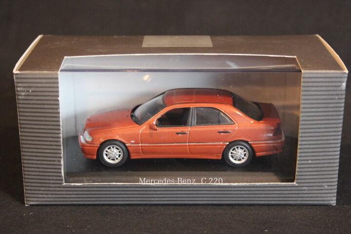 Minichamps (DV) Mercedes-Benz C220 1 43 Bronze (JS) (JS) (JS) 030ae5