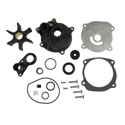 Sierra 18-3392 Water Pump Kit with Housing Replaces OMC 434421 18-3392 MD