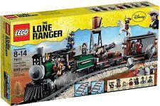 LEGO Minifiguren Lego Rebecca Reid from set 79111 Constitution Train Chase Lone Ranger tlr014 LEGO Bau- & Konstruktionsspielzeug