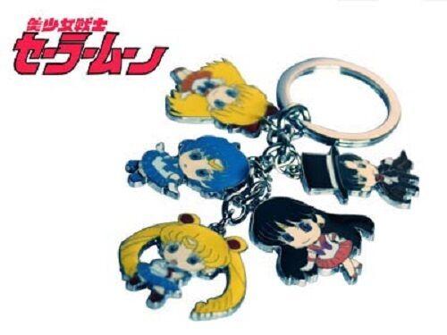 Keychains Sailor Moon Porte clés Sailor Moon