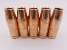 """ITEM 276-Thermacut 23-62 Nozzles 2 Pack 5//8/"""" for Tweco No 3  MIG Guns"""