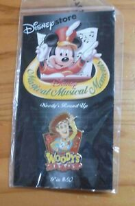 Disney-Trading-Pin-Disney-039-s-Magical-Moments-80-Toy-Story