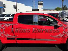 2013-2017 Chevy Colorado/GMC Canyon Crew Cab 4Dr 4Pc Chrome Pillar Post