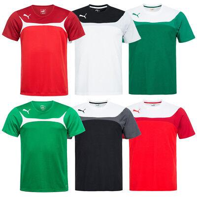 PUMA Esito 3 Herren Sport Trikot Fitness Shirt Jersey Fußball Tee S M L XL XXL