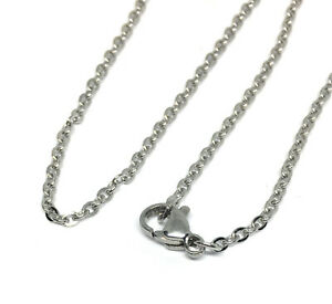 2mm-stainless-steel-chain-19-69-inch-finished-with-lobster-claw-clasp