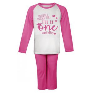 Anniversaire Pyjamas Pjs personnalisé