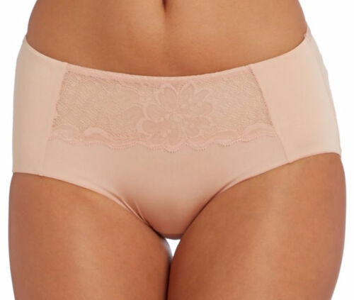 New Playtex Contour Perfection Womens Reduced VPL Midi Brief Nude RRP £14
