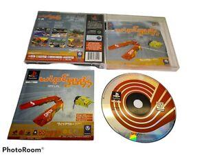 Wipeout 2097 Playstation 1 PS1 FR Disque VERSION PAL AVEC NOTICE JAQUETTE