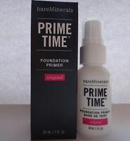 Bare Escentuals Bare Minerals Foundation Original Prime Time Primer In Box