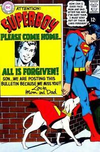 SUPERBOY-146-Fine-Superman-as-a-boy-Neal-Adams-c-DC-Comics-1968