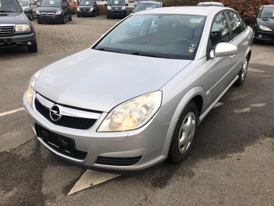 Opel Vectra 1,8 16V 140 Elegance Benzin modelår 2006 km