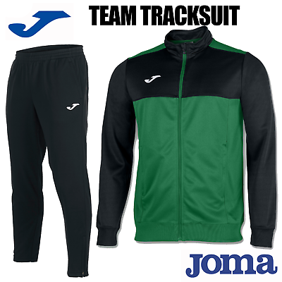Joma Winner Tracksuit Football Training Wear Team Kit Top For Boys Kids Mens Rheuma Und ErkäLtung Lindern