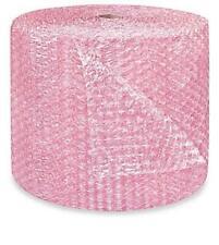 12 Large Bubble Cushioning Wrap Anti Static Roll Padding 125 X 24 Wide 125ft