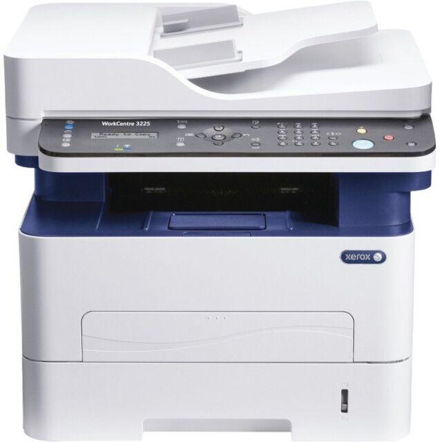 Xerox Workcentre 3225/DNI Monochrome Multifunction WiFi Laser Printer Copier Fax