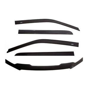 Auto-Ventshade-Combo-Kits-Ventvisor-Bug-Shield-Combo-Matte-Finish-56024003