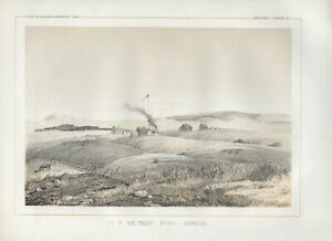 1853-1856-034-U-S-Military-Post-Benicia-039-California