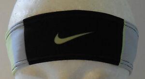 Image is loading Nike-Wide-Studio-Graphic-Headband-Black-Grey-Elektrisch- c5b536f2218