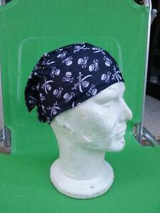 6 pezzi bandane sottocasco foulard bandana pirata e teschi cappello estate mare