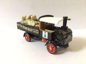 Matchbox-Yesteryear-Yorkshire-Steam-Wagon-Code-3-Twitter-Steam-Rally-Charity