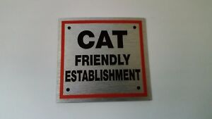 Cat-amp-Dog-Metallic-Style-Effect-Self-Adhesive-Pet-Signs-85-x-80cm