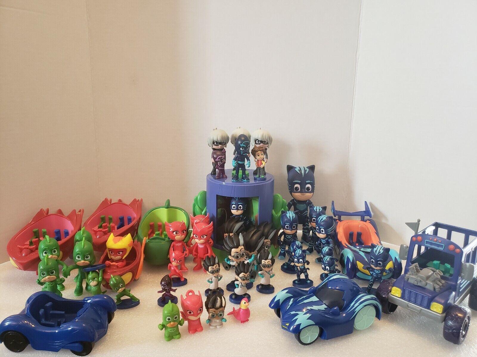 PJ Masks Assorted Toys Bundle