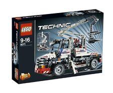 LEGO Technic 8071 SERVICE TRUCK NUOVO OVP _ bucket TRUCK NEW MISB NRFB