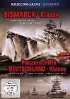 Bismarck-Klasse & Panzerschiffe Deutschland-Klasse (2014)