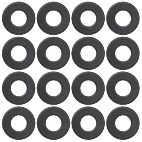 "NEW Foosball Table 16 Black Nylon Washers for 5//8/"" Rods Tournament Soccer"