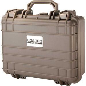BARSKA-Loaded-Gear-HD-200-Dark-Earth-Hard-Case-w-Foam-Padding-BH12174
