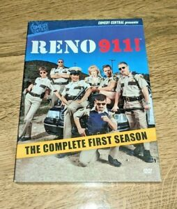 Reno-911-The-Complete-First-Season-DVD-2004-2-Disc-Set