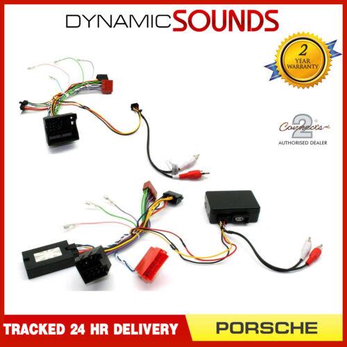 2002-2010 CT51-PO03 Fibre Optic Amplifier Active Retention For Porsche Cayenne