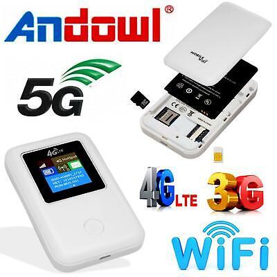 ROUTER MODEM 5G LTE WI-FI 4G LTE WIFI PORTATILE WIRELESS ...