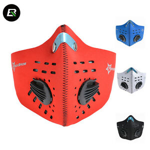 ROCKBROS Bike Cycling Anti-dust Half Face Mask Bicycle Windproof Mask