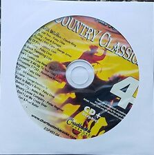 COUNTRY CLASSICS 4 KARAOKE CDG CHARTBUSTER ESSENTIALS ESP451-4 CD+G MUSIC