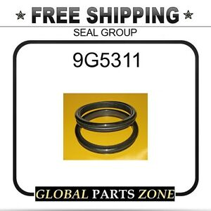 5M1176 SEAL GROUP 9G5315 9W6671 fits Caterpillar CAT